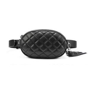 Lovevook Fanny Pack Waist Belt Bag - Black